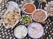 delicious bedouin food